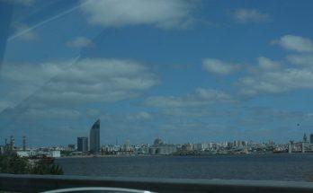 Vista de Montevidéu