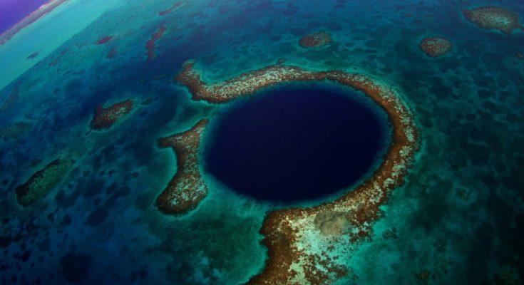 Belize além do mergulho