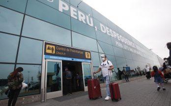 Peru retoma voos comerciais para América do Sul