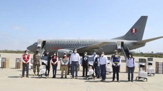 voos liberados no Peru