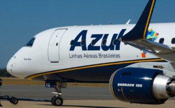 Cascavel volta a receber voos da Azul nesta segunda