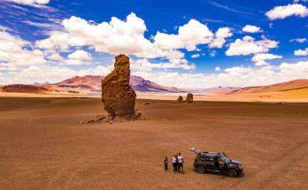 De carro ao Atacama