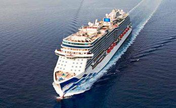 pausa da Princess Cruises