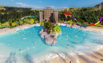 Maior parque aquático de MG em 2022