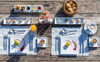 Café da manhã do Ponta dos Ganchos para o Dia das Mães