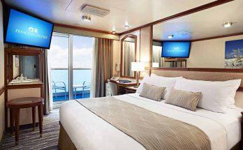 Princess Cruises anuncia retorno do Island Princess
